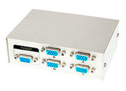 KVM Switches, Consolas y Splitters