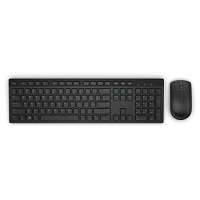 Dell - Keyboard and mouse set - Spanish