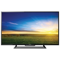 Sony - LED-backlit LCD TV - Smart TV
