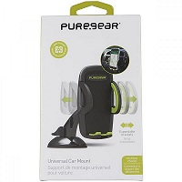 PureGear Universal Car Mount Bundle Dark Gray/Blk 12477VRP