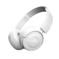 JBL T450BT - Headphones with mic - on-ear