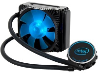 Intel Liquid Cooling Solution TS13X - Liquid cooling system CPU heat exchanger with integrated pump - (LGA1156 Socket, LGA1366 Socket, LGA1155 Socket, LGA2011 Socket, LGA1150 Socket, LGA2011-3 Socket, LGA1151 Socket)