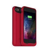 mophie Juice Pack Air - External battery pack 2525 mAh - red