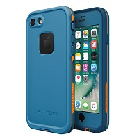 LifeProof Fre - Protective waterproof case for cell phone - base camp blue
