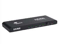 Adap Xtech HDMI 4-way split XHA-410 1080p