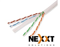 Nexxt UTP Cable 4 Pairs Cat6 RD