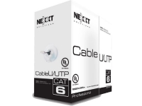 Nexxt U/UTP Cable 4 Pairs Cat6 GR CM Type (CH)