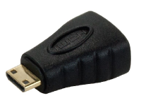 Xtech - Display adapter - 19 pin micro HDMI Type D