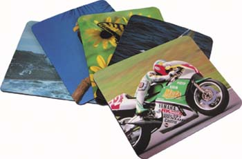 Mouse Pad Graphic Designs
