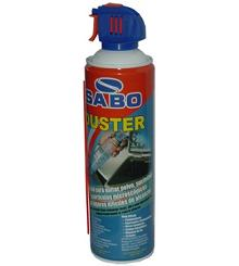 Sabo Duster Aire Comprimido 590 ml