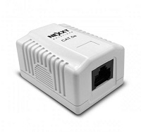 Nexxt Single Port Surface Mount RJ45 Cat5e