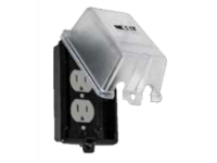 Nexxt Solutions Infrastructure - Surface mount box - Weatherproof 1-Gang