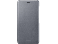 Huawei Flip Cover Gray for P9 Lite