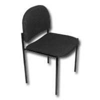 Visitor Chair Black