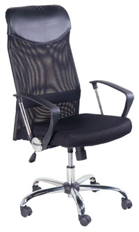 Silla Gerencial Xtech Mod. Turin Ngr