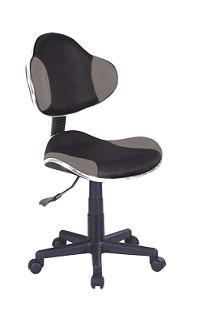 Office Chair Black/Gray (Cannes) Xtech QZY-G2B