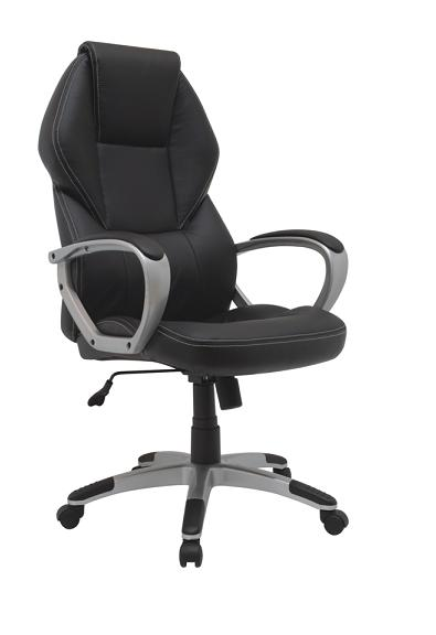 Manager Chair Black (Montpellier) Xtech QZY-1110