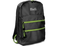Klip Xtreme - Notebook carrying backpack - 15.4-Blk/Gn