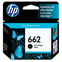 HP 662 - Black - original