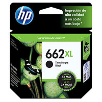 HP 662XL - High Yield - black