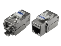 Nexxt Solutions - Gigabit Ethernet - Cat6 Shd Keyst. Jack