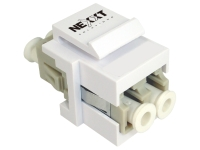 Nexxt Solutions - Fiber Adaptor LC MM