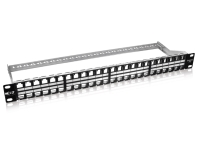 Nexxt Solutions - Patch panel - Cold-rolled steel