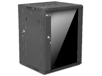 Nexxt Solutions Infrastructure - Wall mount enclosure - Black