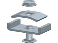 Nexxt Solutions Infrastructure - 6mm Bolted Coupler