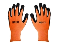 Nexxt Solutions - Gloves L size OR/BK