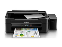 Epson L380 - Multifunction printer - color