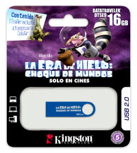 Kingston - USB flash drive - 16 GB