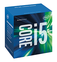 Intel Core i5 6400 - 2.7 GHz - 4 cores
