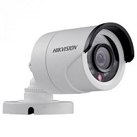 HIK Bullet Turbo 1080p Lente Fijo 2.8mm IP66 IR20m Metalica