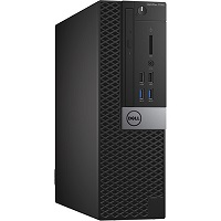 Dell OptiPlex - Small form factor - Intel Core i7 I7-6700