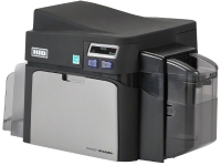 HID Global HID DTC4250e Single - Plastic Cards Printer - 50612
