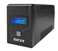 Forza Power Technologies Forza SL Series - Battery backup - Line interactive