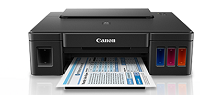 Canon Pixma G1100 - Personal printer - 102 x 184 mm / 150 x 210 mm