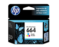 HP - Ink cartridge - Tricolor
