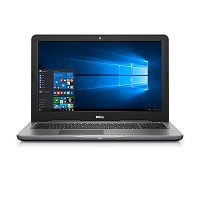 Dell Inspiron 15 5567 - Core i5 7200U / 2.5 GHz - Win 10 Home 64-bit