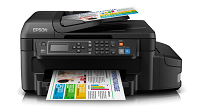 Epson L655 - Multifunction printer - up to 20 ppm (mono)