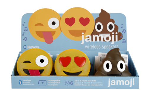JAM Jamoji - Speaker - for portable use
