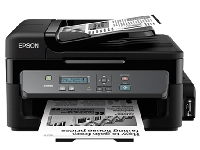 Epson WorkForce M200  - Printer / copier / scanner - USB-ETHERNET