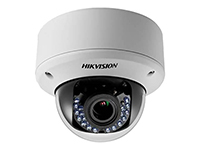 HIK Domo Turbo 720p VF 2.8-12mm IP66 IR 40m Antivandalica
