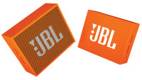 JBL Speaker Go Bluetooth - Orange