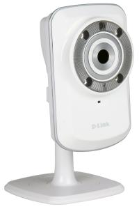 D-Link DCS 932L mydlink-enabled Wireless N IR Home Network Camera - Network surveillance camera - color (Day&Night)