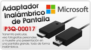 Microsoft Wireless Display Adapter - V2 - wireless video/audio extender