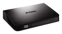 D-Link DES 1024A - Switch - unmanaged