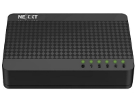 Nexxt Solutions Connectivity -Nexxt Naxos 500 – Fast Ethernet - 5 ports - Desktop