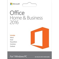 Microsoft Office Home and Business 2016 - Download - Windows